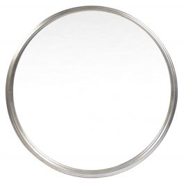 Heal's Classic Round Mirror Small Gold