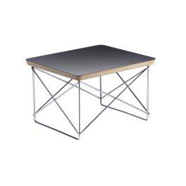 Vitra Eames Occasional Table LTR Black Chrome Base