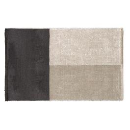 ferm LIVING Pile Bathroom Mat Grey 50 x 80cm