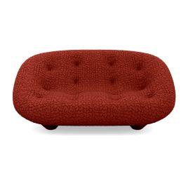 Heal's Ploum Small High Back Sofa Moby Mûre