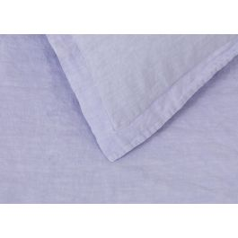 Heal's Washed Linen Lilac Duvet Cover King