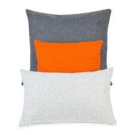 Heal's Islington Cushion Rust 35 x 55cm