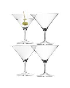 Bar Martini Glasses Set Of 4