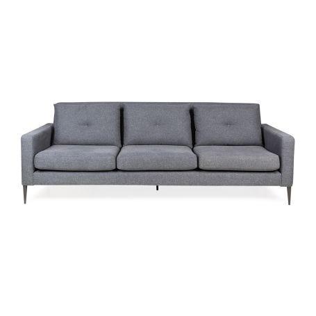 Brunel 4 Seater Sofa Murcia Grey