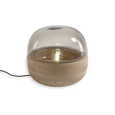Bolla Lamp Ash Moka Stained