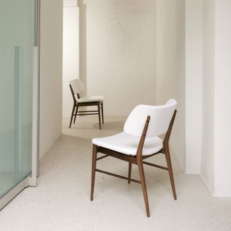 Nissa Chair Walnut Var. 1762/09