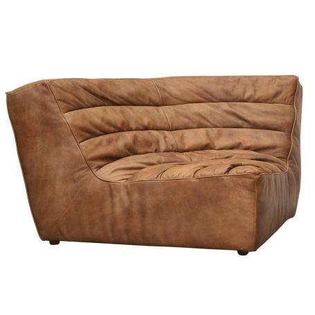 Shabby Corner Seat Savage Leather