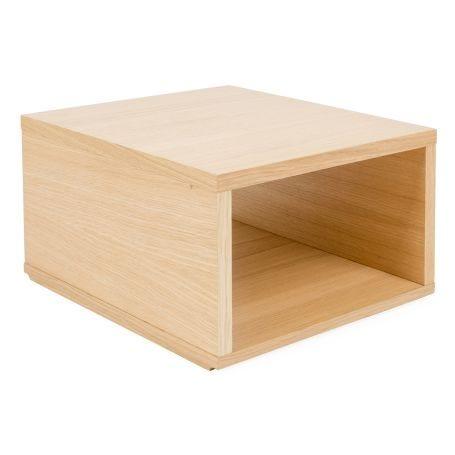 Tower Small Box Oak