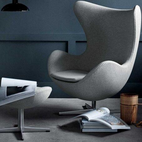 Egg Chair Divina Melange 120