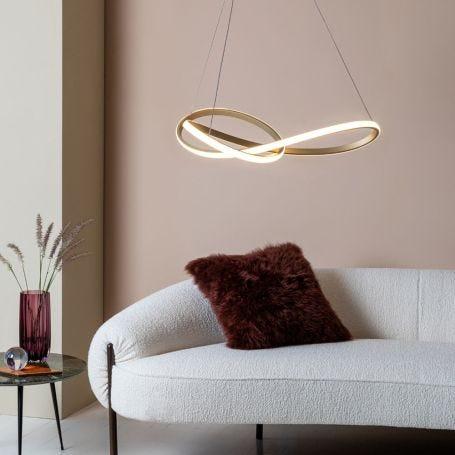 Ribbon LED Ceiling Light