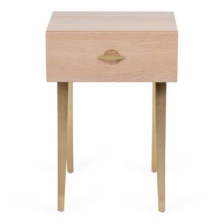 Crawford Bedside Table