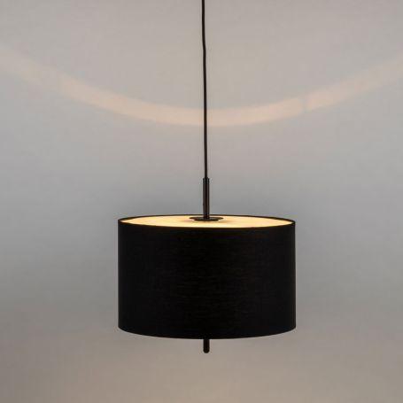 Manhattan Pendant Light Black