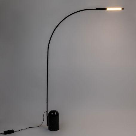 Contour LED Floor Lamp Black