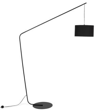 Manhattan Floor Lamp Black