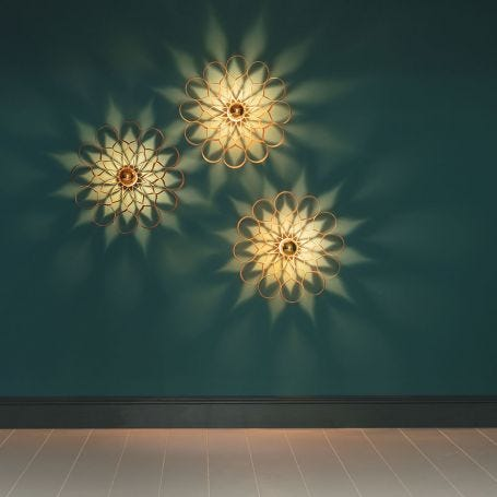 Arame Wall light