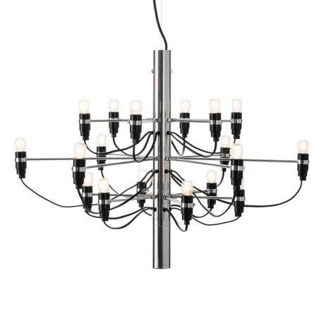 2097/18 Chandelier Frosted Bulbs
