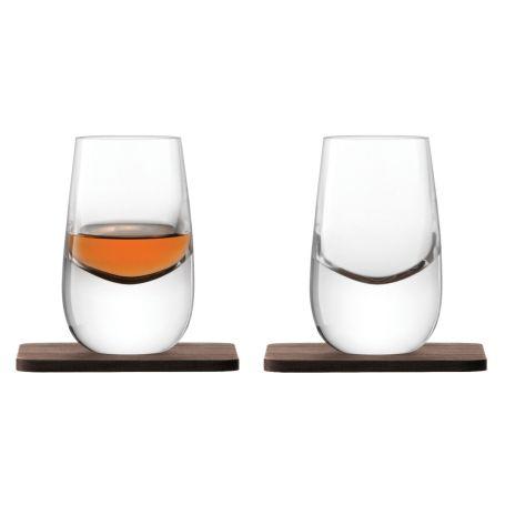 Whisky Islay Shot Glass 80ml Set of 2