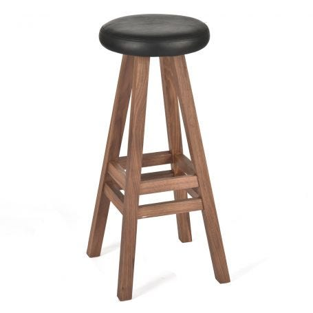 Oki-Nami Tall Bar Stool