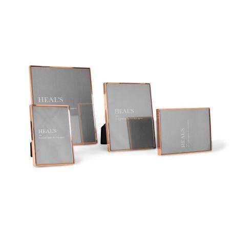 Simple Photo Frame Copper