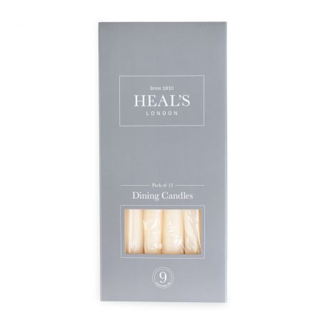 Heal's Tapered Dinner Candles Set Of 12
