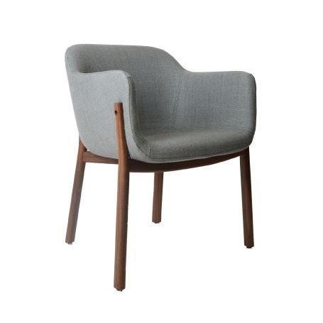 Porto Chair Walnut