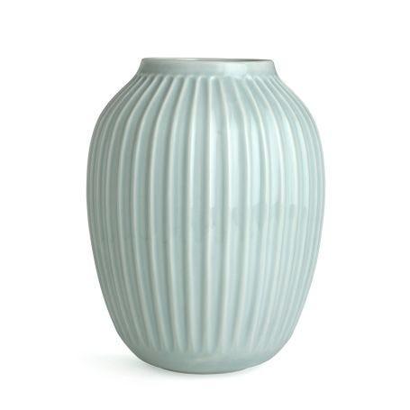 Hammershoi Ridged Vase Large Mint