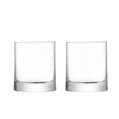 Gin Tumbler Clear Set of 2