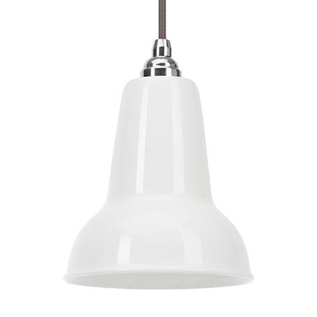Original 1227 Mini Ceramic Pendant Pure White