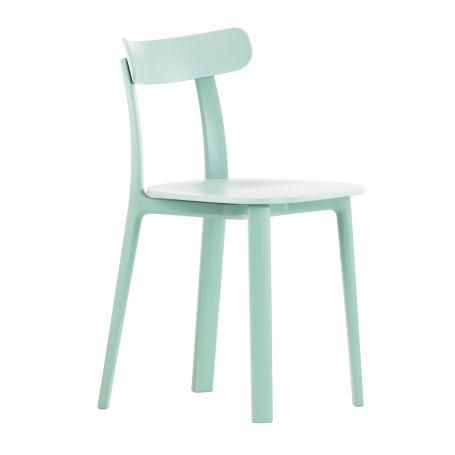 All Plastics Chair Ice Grey