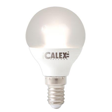 Satin Crystal LED Ball Bulb 5W E14