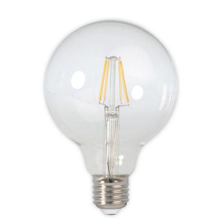 Globe Filament Bulb 6W E27 LED