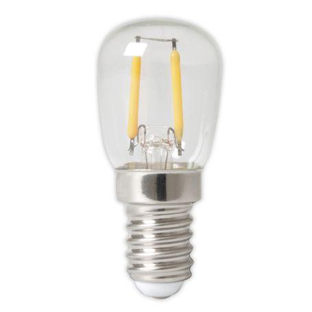 Clear LED Filament E14 Bulb 1W