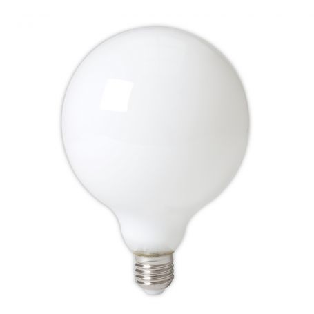LED Long Filament Globe Bulb Opal 8W E27