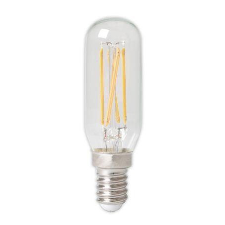 Clear Tubular Type LED E14 Filament Bulb 3.5W