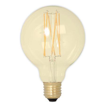 LED Long Filament Globe Bulb 4W E27
