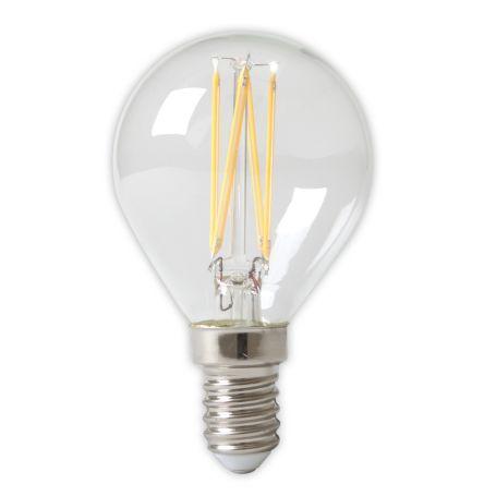 Ball LED Filament E14 Bulb 3.5W Clear