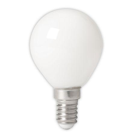 Ball LED E14 Filament Bulb Softline Opal 3.5W