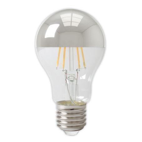 GLS LED E27 Filament Bulb Top mirror 4W