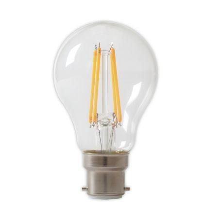 LED Filament GLS Bulb Clear 7W B22