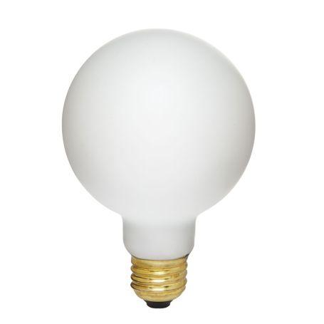 Porcelain II Bulb 6W E27 LED