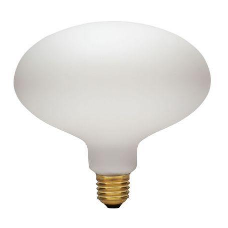 Oval Porcelain Bulb 6W E27 LED