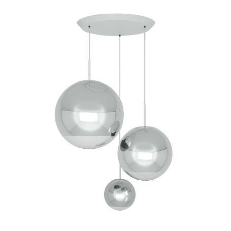 Mirror Ball Round Pendant System
