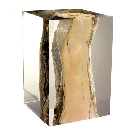 Xylem Sidetable Small Driftwood