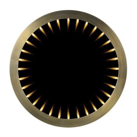 Inception Round Mirror