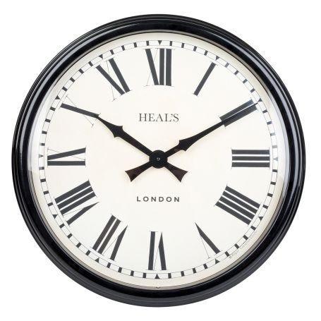 Heal's Numerals Wall Clock