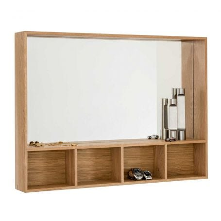 Arca Wall Box Oak Small