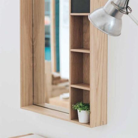 Arca Wall Box Oak Medium