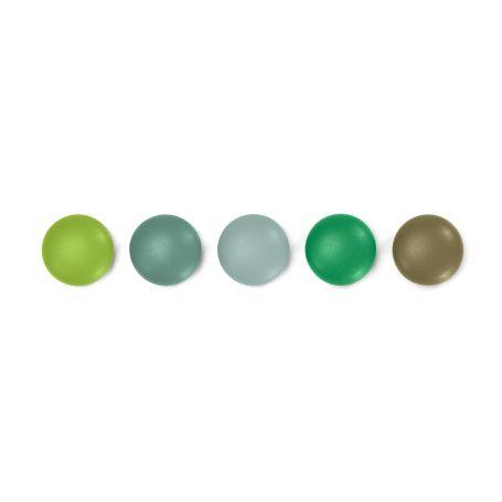 Magnet Dot Set in Green