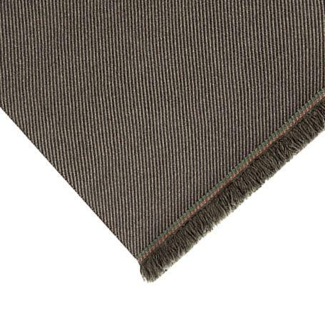 Garden Layers Rug Diagonal Aloe Grey