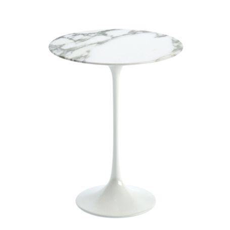 Saarinen Tulip Round Side Table Small